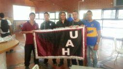 Equipo de Ajedrez Liga U
